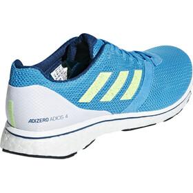 the latest 2d76c 02e34 adidas Adizero Adios 4 Running Shoes Men turquoise